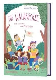 Christoph Biermeier: Die Waldfüchse, Buch