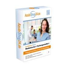 Michaela Rung-Kraus: AzubiShop24.de Basis-Lernkarten Prüfung Medizinischer Fachangestellter Lernkarten Prüfungswissen, Buch