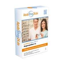 Jennifer Christiansen: AzubiShop24.de Basis-Lernkarten. Augenoptiker/-in Teil 1, Buch