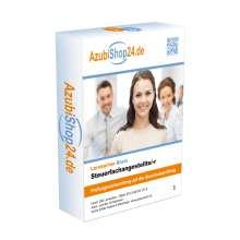 Jennifer Christiansen: AzubiShop24.de Basis-Lernkarten Steuerfachangestellter / Steuerfachangestellte, Diverse