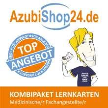 Michaela Rung-Kraus: AzubiShop24.de Kombi-Paket Lernkarten Medizinische/-r Fachangestellte/-r, Buch