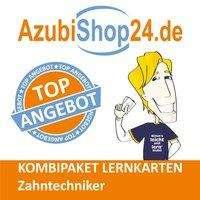 Jennifer Christiansen: AzubiShop24.de Kombi-Paket Lernkarten Zahntechniker /in, Diverse
