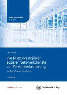 Tanja Gluding: Die Nutzung digitaler sozialer Netzwerkdienste zur Personalrekrutierung, Buch