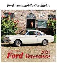 Ford Veteranen 2021, Kalender