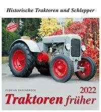 Traktoren früher 2022, Kalender