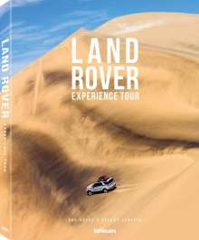 Dag Rogge: Land Rover Experience Tour, Buch