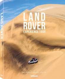 Dag Rogge: Land Rover Experience Tour, Buch