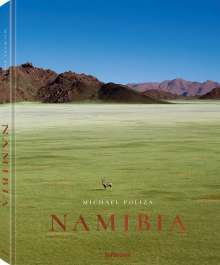 Michael Poliza: Namibia, Buch