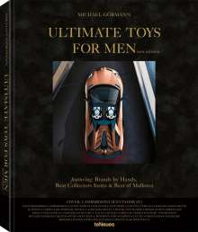 Michael Görmann: Ultimate Toys for Men, New Edition, Buch