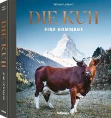 Werner Lampert: Die Kuh, Buch