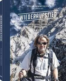 Stefan Nimmesgern: Wiederaufstieg, Buch
