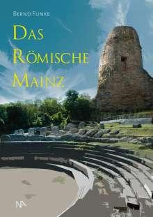 Daniel Geißler: Das römische Mainz, Buch