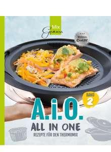 Corinna Wild: A. i. O. - ALL IN ONE Band 2, Buch
