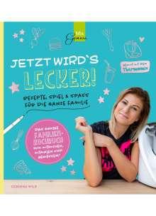Corinna Wild: Jetzt Wird's Lecker!, Buch