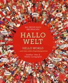 Jonathan Litton: Hallo Welt, Buch