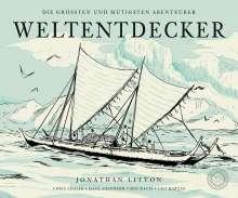 Jonathan Litton: Weltentdecker, Buch