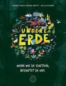 Giancarlo Macrì: Unsere Erde, Buch