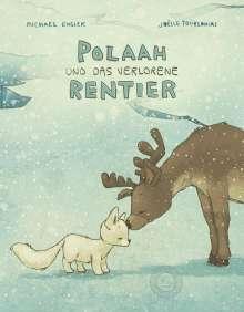 Michael Engler: POLAAH und das verlorene Rentier, Buch