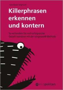 Cora Besser-Siegmund: Killerphrasen erkennen und kontern, Buch