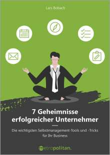 Lars Bobach: 7 Geheimnisse erfolgreicher Unternehmer, Buch