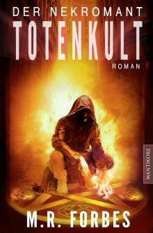 M. R. Forbes: Der Nekromant - Totenkult, Buch