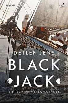 Detlef Jens: Black Jack. Ein Schiff verschwindet, Buch