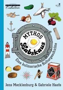 Jens Mecklenburg: Mythos Labskaus, Buch