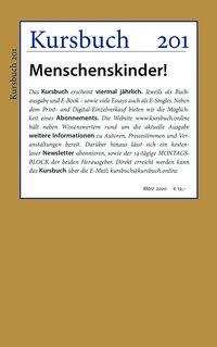 Kursbuch 201, Buch