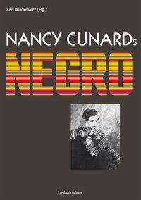 Nancy Cunards Negro, Buch