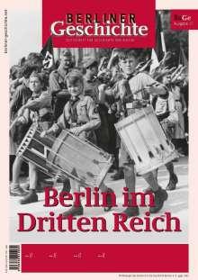 Berliner Geschichte - Zeitschrift für Geschichte und Kultur, Buch