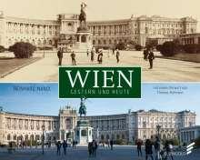 Reinhard Mandl: Wien gestern und heute, Buch
