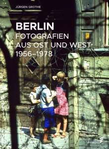 Jürgen Grothe: Berlin, Buch