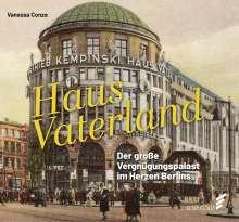 Vanessa Conze: Haus Vaterland, Buch