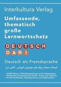 Umfassender thematischer Großlernwortschatz - Deutsch-Dari, Buch