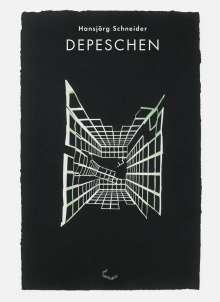 Hansjörg Schneider: Depeschen, Buch