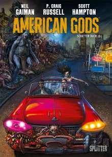 Neil Gaiman: American Gods 02. Schatten Buch 2/2, Buch