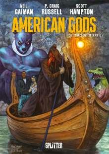 Neil Gaiman: American Gods. Band 5, Buch