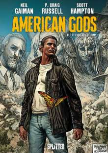 Neil Gaiman: American Gods. Band 6, Buch