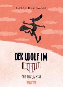 Wilfrid Lupano: Der Wolf im Slip. Band 4, Buch