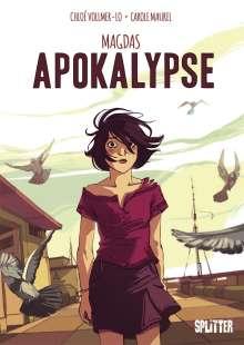 Chloé Vollmer-Lo: Magdas Apokalypse, Buch