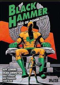 Jeff Lemire: Black Hammer. Band 4, Buch