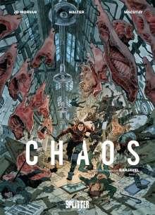 Jean-David Morvan: Chaos. Band 2, Buch