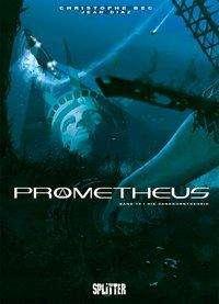 Christophe Bec: Prometheus. Band 18, Buch