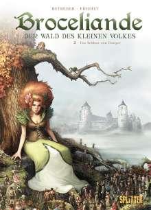 Stéphane Betbeder: Broceliande - Der Wald des kleinen Volkes. Band 2, Buch