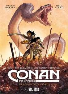Jean-David Morvan: Conan der Cimmerier. Band 1, Buch