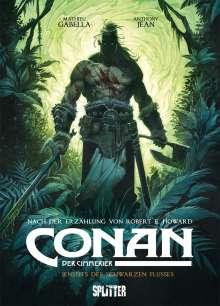 Mathieu Gabella: Conan der Cimmerier. Band 3, Buch