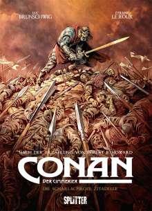 Robert E. Howard: Conan der Cimmerier: Die scharlachrote Zitadelle, Buch
