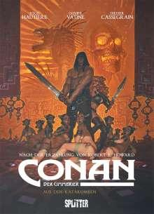 Robert E. Howard: Conan der Cimmerier: Der Rote Priester, Buch