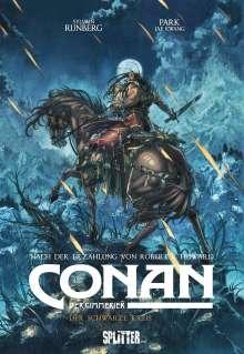 Sylvain Runberg: Conan der Cimmerier: Der Schwarze Kreis, Buch