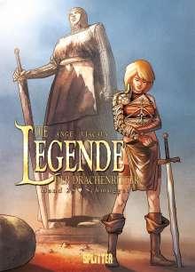 Ange: Die Legende der Drachenritter. Band 28, Buch